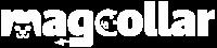 MagCollar Logo - White
